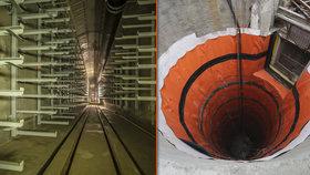 Podívejte se do nového tunelu pod Hlávkovým mostem: Protéká nad ním Vltava