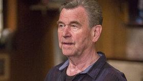 Postránecký (75) po operaci a chemoterapiích: Musel se vzdát role!
