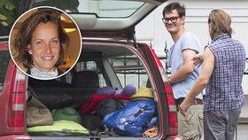David Kraus po rozchodu s tenistkou Barborou Strýcovou: Stěhování od nevěrnice!