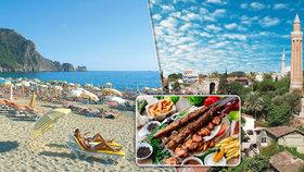 Pláže, příroda, památky: 5 důvodů, proč vyrazit na Tureckou riviéru