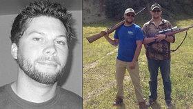 Muž se při dopravní kontrole zastřelil brokovnicí. V kufru měl tělo mrtvé ženy
