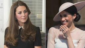 Vévodkyně Meghan se už před svatbou opřela do královské rodiny! Rýpla si do Kate