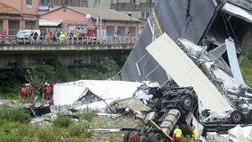 Mrazivé svědectví ze zříceného mostu: Rozpadl se, jako by byl z mouky