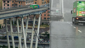 Stal se symbolem janovské tragédie: První slova řidiče zeleného náklaďáku