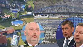"""Vyprahlé Česko """"svlaží"""" miliardy. Ministři o boji se suchem: """"Čekají nás náročné roky"""""""