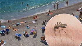 Exotická nemoc má v Chorvatsku první oběť. Smrtící komáři jsou i v Řecku a Itálii