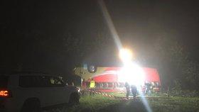 Školní výlet skončil tragédií, autobus s dětmi smetl liják: 17 mrtvých