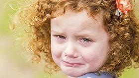 Tohle nikdy neříkejte svým dětem, když pláčou! Proč?