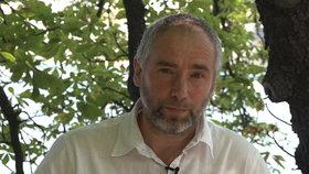 """""""Zeman má k mlčení o invazi dobrý důvod."""" Syn ruské disidentky Gorbaněvské promluvil o ´68"""