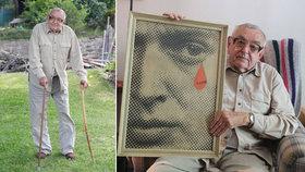 Tajemství exmanžela Urbánkové: On byl Mužem s krvavou slzou, symbolem okupace 1968