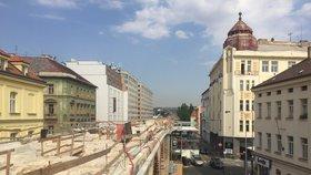 Hipsterská kavárna vedle dílny: Okolí Negrelliho viaduktu se promění, vznikne park i náměstí