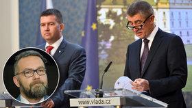Hamáček poslal Babišovi dopis kvůli problému s novým šéfem ERÚ. Spory ohrožují trh