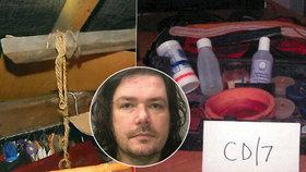 Policie ukázala pedofilovo doupě: Převlečen za obří mimino tam mučil dívenku (10)! Elektrické šoky a znásilňování