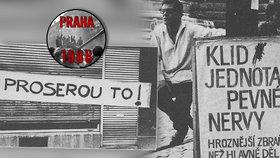 27. srpna 1968: Okupanti uvolnili centrum Prahy. Lidem nedocházelo, co se děje