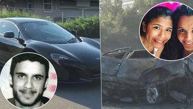 Slavný youtuber (†18) zabil matku s dítětem (†12): Smetl je svým luxusním sporťákem!