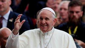 Papež František míří do Maroka, setká se s králem i s uprchlíky