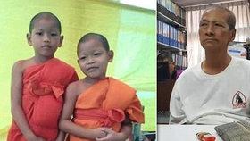 Mnich umlátil chlapce (†8) bambusovou tyčí: Nikdy mu neodpustím, říká matka