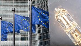 EU zatrhla halogenové žárovky kvůli úsporám. Od září se můžou jen doprodávat