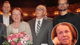 Odboráři z Národního divadla tvrdí: Zneužili Janžurku!