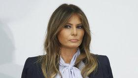 """""""Cítíte ji dvě vteřiny předtím, než ji vidíte."""" Trumpová má v oblibě výrazný parfém"""