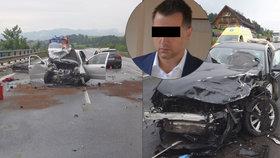 Řidič, který má v kartě 29 záznamů za rychlost, zabil babičku (†64) a vnučku (†9): Dostal podmínku, je bezúhonný