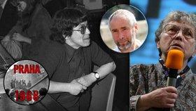 Syn Gorbaněvské, která protestovala proti srpnu '68: Hrdinkou se nikdy necítila