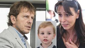Matka v pátračce není! Jak policie hledá 4letého Tomáška Heidi Janků?
