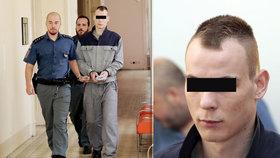 Rozsudek padl: Za znásilnění a ohavný pokus o vraždu sousedky mladík vyfasoval 20 let
