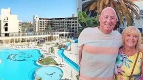 Dva mrtví manželé v egyptském hotelu. Otrávili je toxickým sprejem?