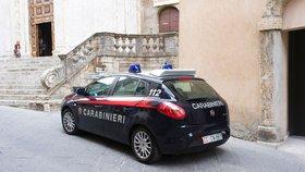 Polka ubodala v italském muzeu zaměstnance (†54). Další tři lidi zranila