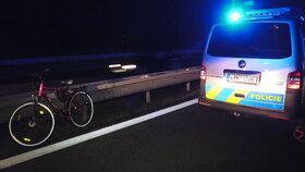 Dva mladí lidé se srazili s kamionem u Nového Jičína: Dívka (18) málem zemřela