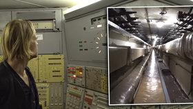 Muž se vloupal na ukrajinskou raketovou základnu. Našel i červený knoflík pro odpal jaderných zbraní