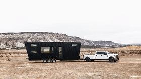 To musíte vidět! Mobilní dům ohromí komfortem a precizním designem
