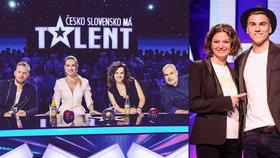 Diváci sepsuli nové moderátory Talentu: Gránský má trapné kecy, Lujza se nehodí, hartusí