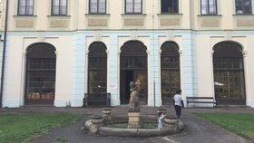 Veleslavínský zámek se vydraží na konci listopadu. Minimální cena: 382 milionů
