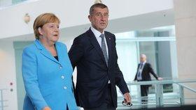 Pacienti z přetížených nemocnic mohou zamířit do Německa. Babiš lůžka řešil s Merkelovou