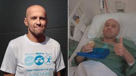 Válečný veterán Roman (46) utekl smrti: Vůlí a během překonal rakovinu, pak se vsadil o život!