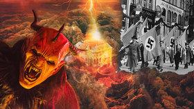 Hrad Houska: Brána do pekel, která uhranula nacisty
