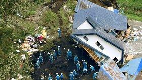 Silné zemětřesení v Japonsku zabilo nejméně 20 lidí. 390 bylo zraněno