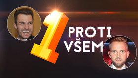 Nejdražší show české historie! Nová soutěž TV Prima 1 proti všem, vyplázli za ni 60 milionů!