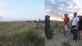 Důl na kaolín nám tráví vodu! Jeden z největších lomů v Evropě vznikne 45 metrů od jejich domovů