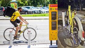 Bikesharing na Slovensku: Kola na ulicích vydržela jeden den!