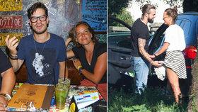 Nasadil jí prsten, ona jemu parohy: David Kraus rekapituluje vztah s Bárou Strýcovou