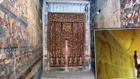 Temný příběh mumií fascinuje svět: V Egyptě otevřeli 4000 let starou hrobku!