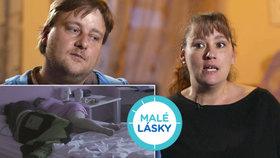 Zvláštní příběh rodičů z Malých lásek: Seznámili se na psychiatrii, teď čekají osmé dítě!