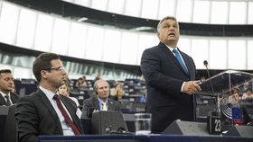Orbán se neubránil. Europoslanci jdou po Maďarech kvůli ohrožení hodnot EU