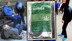 Zombie droga v Ostravě:  Osmý obviněný! Policisté zajistili zatím 130 balení syntetického zabijáku