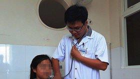 Holčička (11) začala zničehonic potit krev: Lékaři  ji nemohou léčit