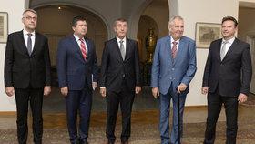 Zeman politiky nepřesvědčil, Česko dál podporuje ruské sankce. A čím naštval Štěcha?