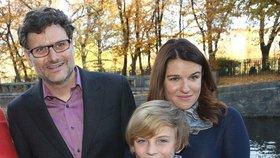 Manželka režiséra a spisovatele Hartla: V mládí byl děvkař, myslela jsem, že to nepůjde!